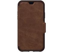 OtterBox Strada Book Case Braun für das iPhone Xr