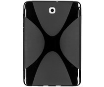 X-line Tablet Hülle Schwarz für Samsung Galaxy Tab S2 8.0