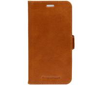 dbramante1928 Lynge Book Case Braun für das iPhone Xs Max
