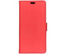 Business TPU Booktype-Hülle Rot für das LG V40 ThinQ