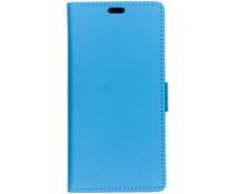 Business TPU Booktype-Hülle Blau für das LG V40 ThinQ