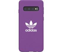 adidas Originals Adicolor Moulded Case Violett für das Samsung Galaxy S10