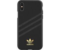 adidas Originals Samba Backcover Schwarz für das iPhone Xs / X