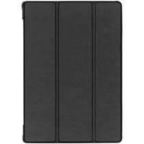 Stilvolles Bookcover Schwarz für das Lenovo Tab M10