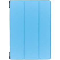 Stilvolles Bookcover Türkis für das Lenovo Tab M10