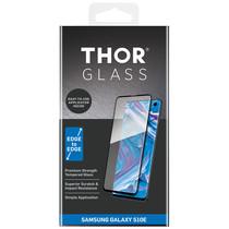 THOR Full Screen Protector + Easy Apply Frame Schwarz Galaxy S10e
