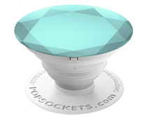 PopSockets Metallic Diamond - Türkise