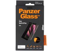 PanzerGlass Premium Displayschutzfolie Schwarz Sony Xperia 10 Plus