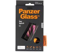 PanzerGlass Premium Displayschutzfolie Schwarz für das Sony Xperia 10