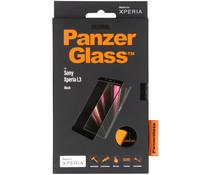 PanzerGlass Premium Displayschutzfolie Schwarz für das Sony Xperia L3