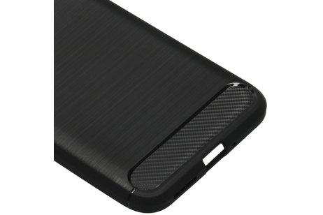 Asus ZenFone Max M2 hülle - Carbon-Hülle Schwarz für das