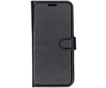 Litchi Buchtyp-Hülle Schwarz für das Nokia 9 PureView