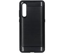 Brushed TPU Case Schwarz für das Xiaomi Mi 9