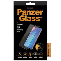 PanzerGlass Case Friendly Displayschutzfolie Schwarz für das Huawei P30