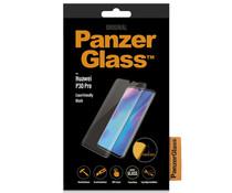 PanzerGlass Premium Displayschutzfolie Schwarz für das Huawei P30 Pro