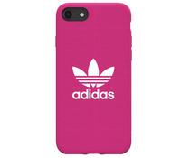 adidas Originals Adicolor Moulded Case Fuchsia für das iPhone 8 / 7 / 6s / 6