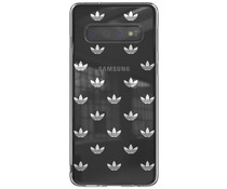 adidas Originals Trefoil Clear Case Transparent für das Galaxy S10