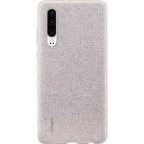 Huawei PU Case Grau für das Huawei P30
