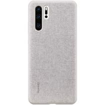Huawei PU Case Grau für das Huawei P30 Pro