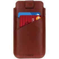 Valenta Pocket Premium Braun für das iPhone 11/ Xr