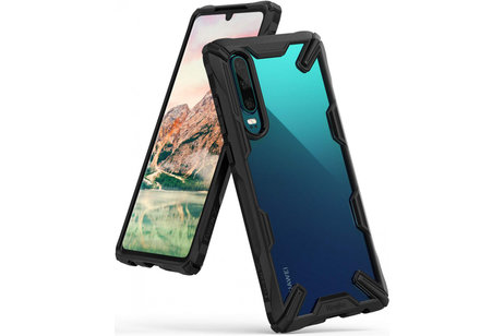 Huawei P30 hülle - Ringke Fusion X Case