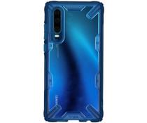 Ringke Fusion X Case Blau für das Huawei P30