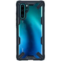 Ringke Fusion X Case Schwarz für das Huawei P30 Pro