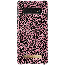 iDeal of Sweden Lush Leopard Fashion Back Case Samsung Galaxy S10 Plus