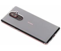 Nokia Premium Clear Backcover Transparent für das Nokia 7 Plus