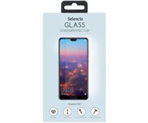 Selencia Displayschutz aus gehärtetem Glas für das Huawei P20