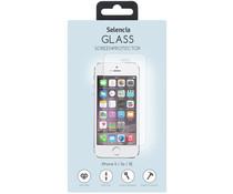 Selencia Displayschutz aus gehärtetem Glas für iPhone 5/5s/SE