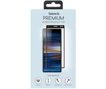Selencia Displayschutz aus gehärtetem Glas für das Sony Xperia 10