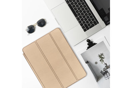 Luxus Buch-Schutzhülle Gold iPad Mini / 2 / 3