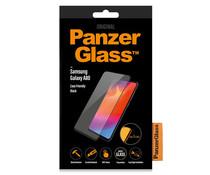 PanzerGlass Case Friendly Displayschutzfolie Schwarz für das Galaxy A80