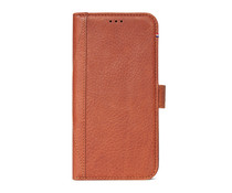 Decoded Leather Wallet Case Braun für das iPhone Xs Max