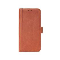 Decoded Leather Wallet Case Braun für das iPhone Xs Max