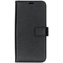 Valenta Booklet Leather Schwarz für das Samsung Galaxy A40