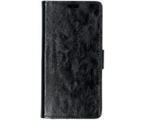 Stilvolles Booklet Schwarz für das Motorola One
