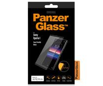 PanzerGlass Case Friendly Displayschutzfolie für Schwarz Sony Xperia 1