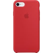 Apple Silikon-Case Red für das iPhone SE (2020) / 8 / 7