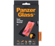 PanzerGlass Schwarze Premium Displayschutzfolie für das Honor View 20