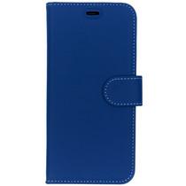 Accezz Wallet TPU Booklet Blau für das Samsung Galaxy J6