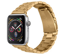 Edelstahl-Uhrenarmband Gold Apple Watch 44 mm / 42 mm