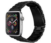 Edelstahl-Uhrenarmband Schwarz Apple Watch 40 mm / 38 mm