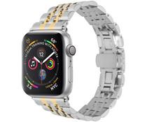 Edelstahl-Uhrenarmband Gold Apple Watch 40 / 38 mm