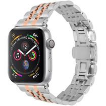 iMoshion Armband aus Stahl für das Apple Watch 38/40 mm - Rose Gold