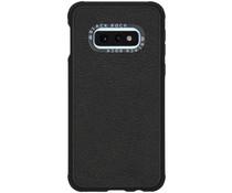 Black Rock Real Leather Robust Case Schwarz für das Samsung Galaxy S10e