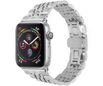 Edelstahl-Uhrenarmbands silber Apple Watch 40 / 38 mm