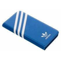 adidas Originals Booklet Case Blau für das iPhone 6(s) Plus