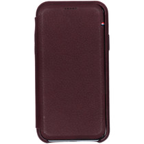 Decoded Leather Slim Wallet Violett für das iPhone Xs / X